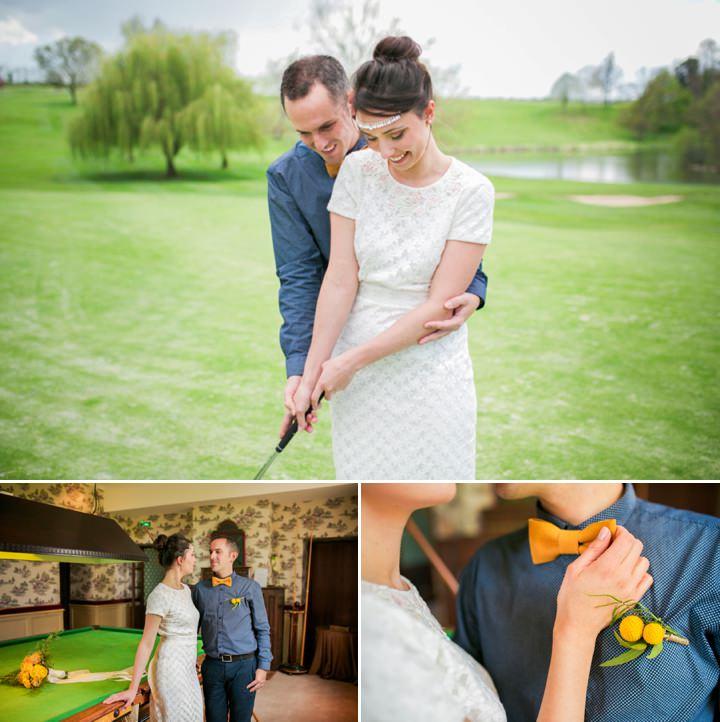 Woodland Elopement Wedding Inspiration