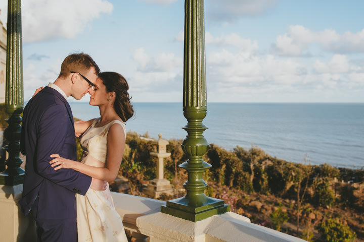 Bibi and Adam\'s Bournemouth Art Gallery Wedding with a Vintage ...