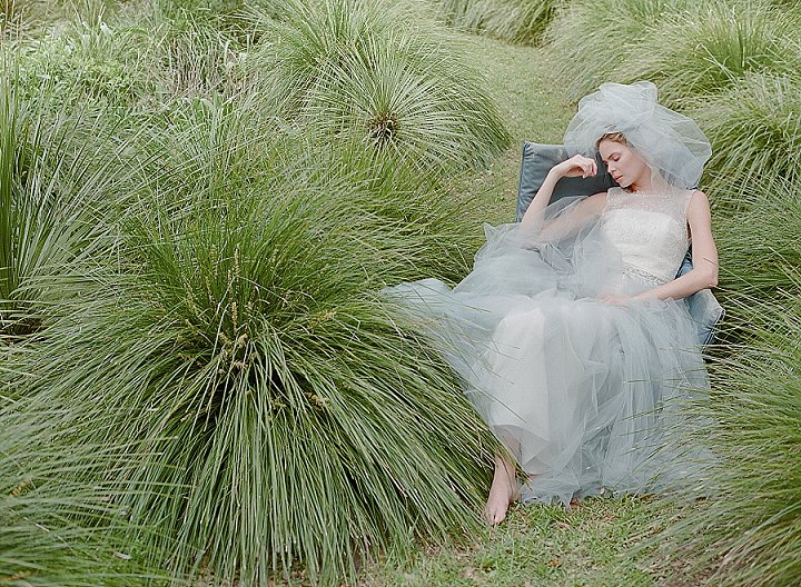 Bridal Style: Introducing the Katherine McDonald Enchanted Garden Collection