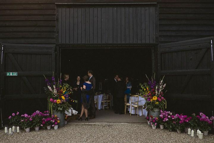 Natasha and Matthew's Fun Rustic Suffolk Barn Wedding by York Place Studios