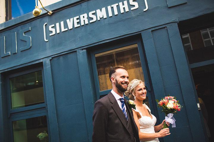 Aimee and John's Stylish 3 Venue Sheffield Wedding by S6 Photography