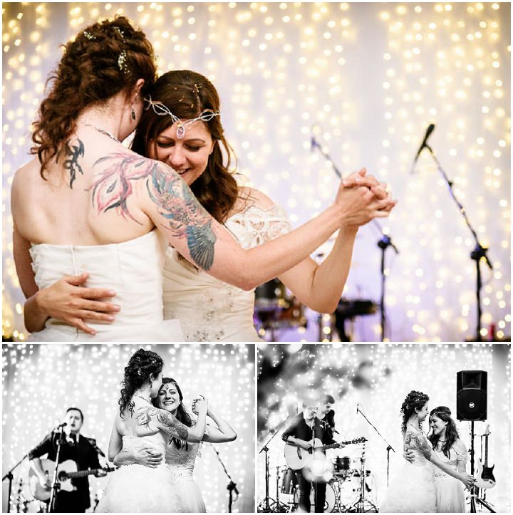 Amelia and Leah's 'Midsummer Nights Dream' Bare Foot Pagan Wedding by Rob & Sarah Gillespie