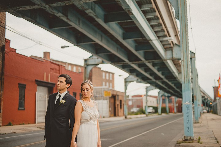 Ashley and Jon's Boho Lux Industrial Chic Wedding by Pat Robinson