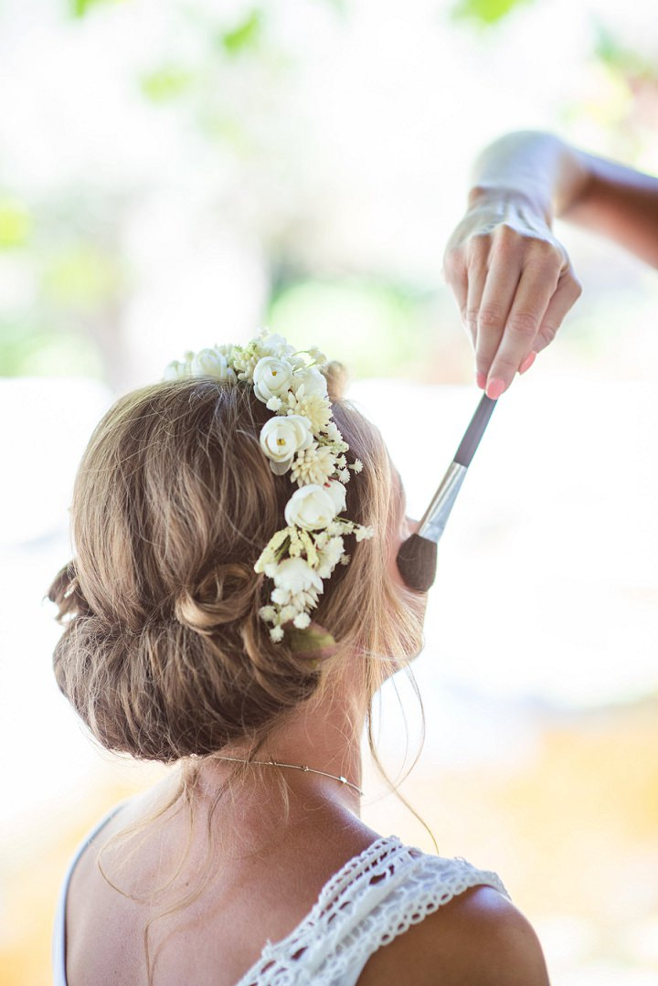 Hannah and Scott's Cliff Top and Pool Side Ibiza Wedding by Gypsy Westwood
