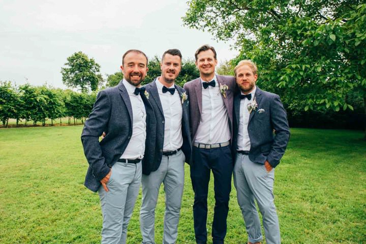 How Grooms Can Get Involved with Wedding Planning.