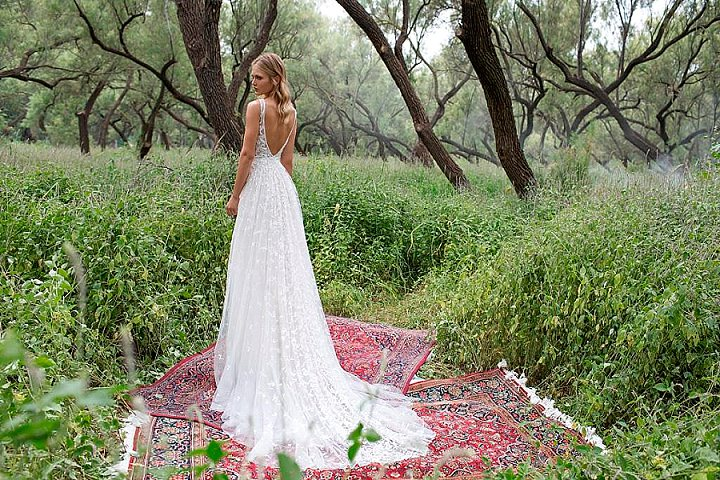 Bridal Style : The Birds Of Paradise Collection From Limor