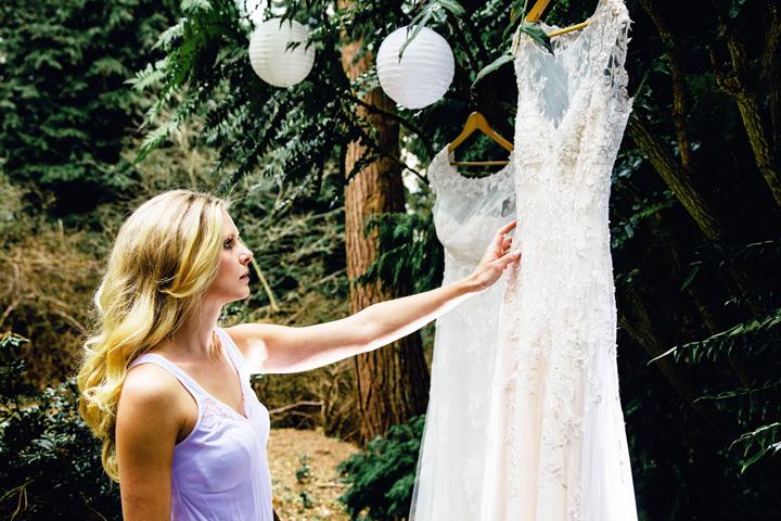 Summer Secret Garden Wedding Inspiration