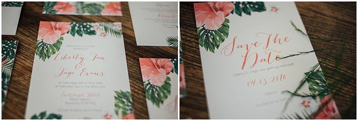 Exotic Tropical Gardens Wedding Inspiration