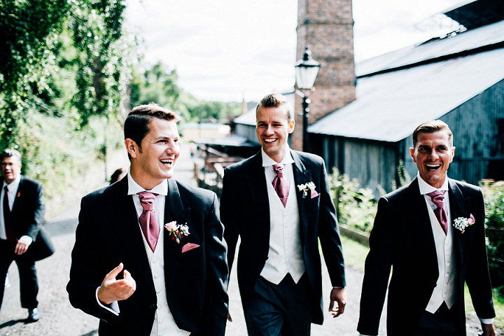Boho Loves: Moss Bros: Making Men Feel Amazing on Their Big Day