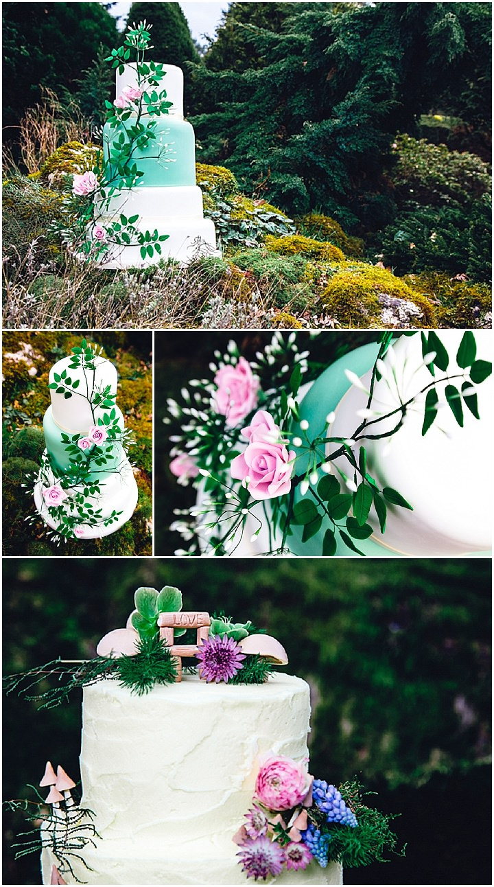 Summer Secret Garden Wedding Inspiration