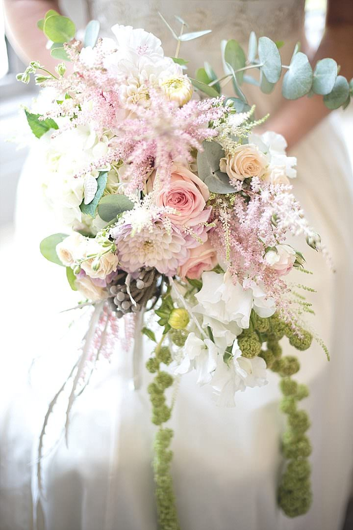 Ask the Experts: Wild and Wonderful Flower Inspiration - Oversized Bridal Bouquets with Campbell's Flowers