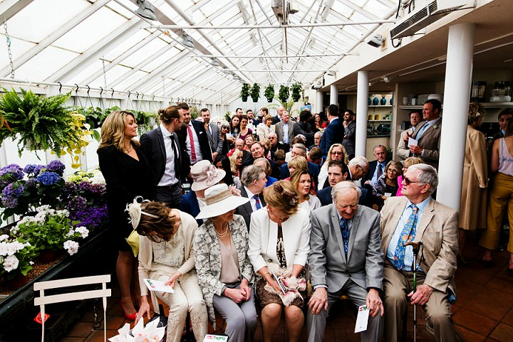 Russ and Mel's London Greenhouse and Pub Wedding by Babb Photo
