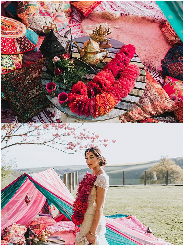 Moroccan and Indian Inspiration from Best Day Ever Ceremonies