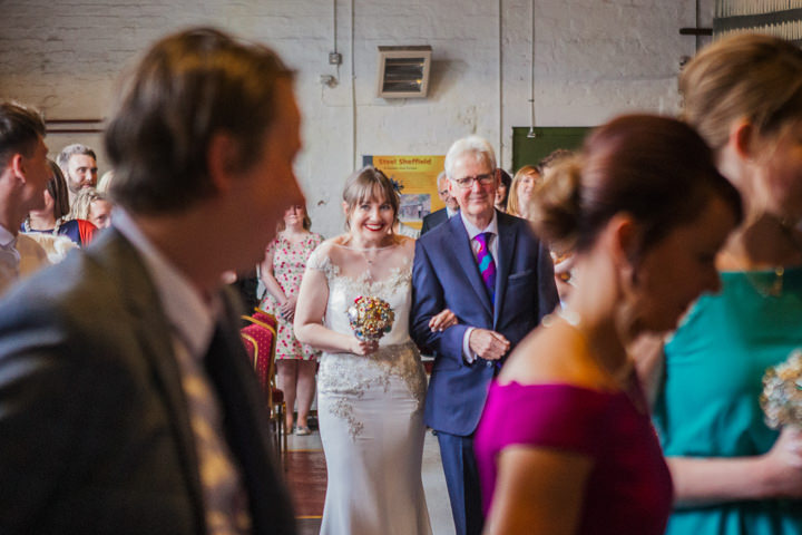 13 Industrial Sheffield Wedding by Mr and Mrs Photography