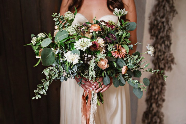 Wildflower and Blackberry Farm To Table Wedding Inspiration