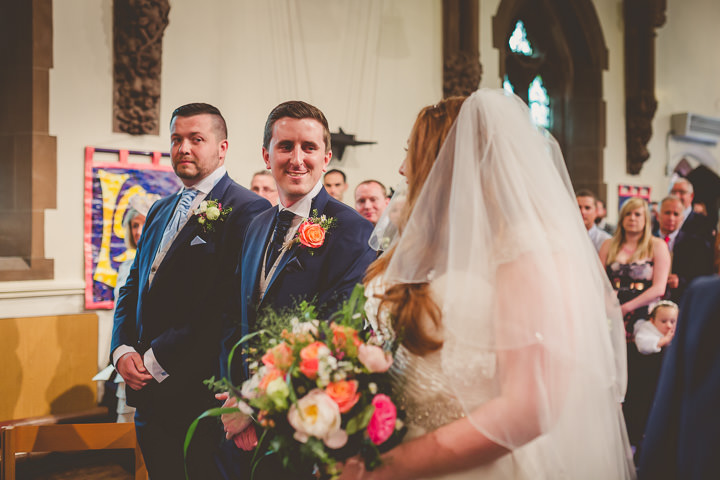Laura and Paul's Bright, Fun, Cheshire Tipi Wedding by Lottie Elizabeth Photography