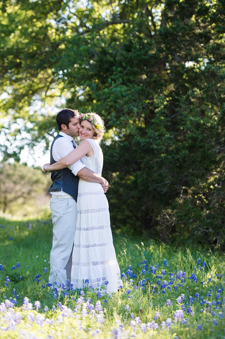 Cary and Ramsie's Southern Charm Meets Boho Outdoor Rustic Wedding by Alison Epps