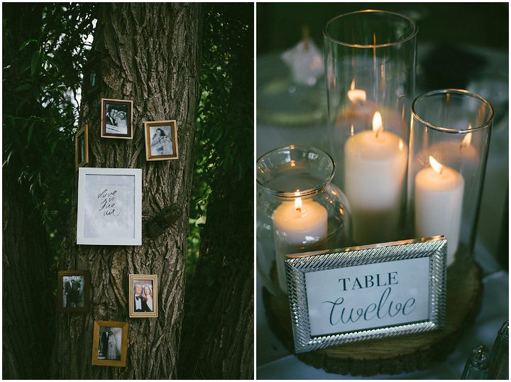 Lindsay and Kyle's Romantic Forest Wedding in Toronto by Megan Ewing