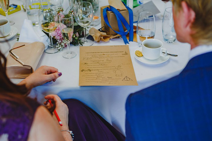 Joanne and Daniel's Simple Handmade Yorkshire Wedding by James and Lianne Photography
