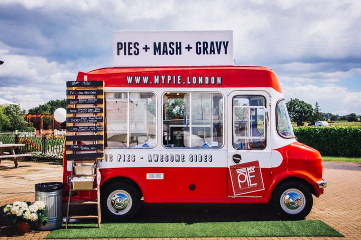 Libby and Simon's Handmade Food Truck Wedding by Capture House Weddings