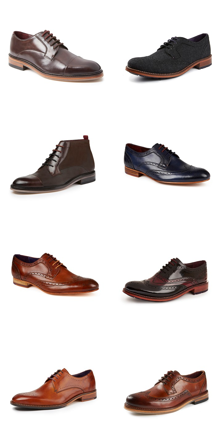 5 Ted Baker - A Shoe for Every Occasion