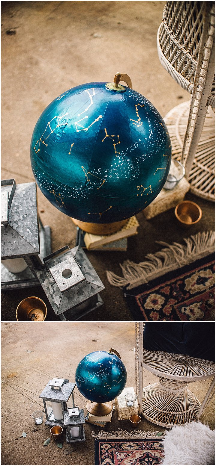 A Magical Astronomy Inspiration Shoot