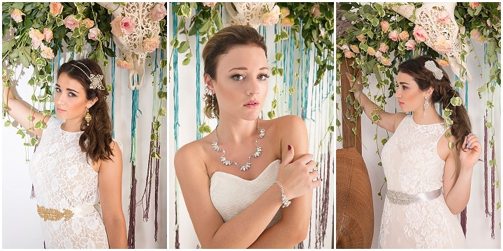 Bridal Style: Gypsia Bridal Jewellery Collection from Cynthier
