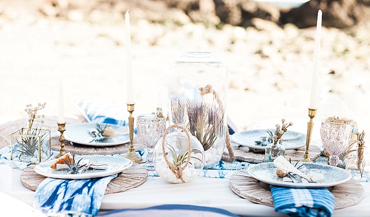 Indigo and Geode Inspiration - A Fine Art West Coast Elopement_0003