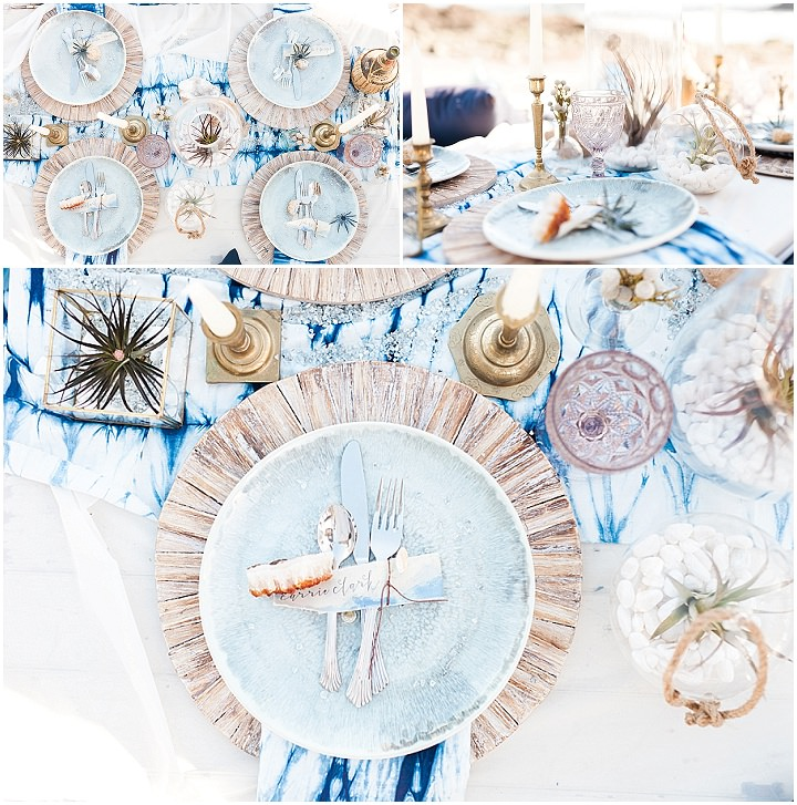 Indigo and Geode Inspiration - A Fine Art West Coast Elopement_0009