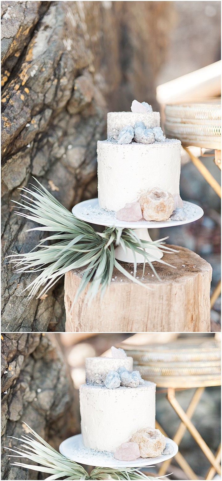 Indigo and Geode Inspiration - A Fine Art West Coast Elopement_0011