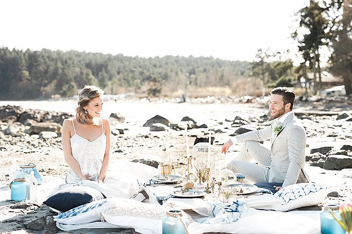 Indigo and Geode Inspiration - A Fine Art West Coast Elopement_0012