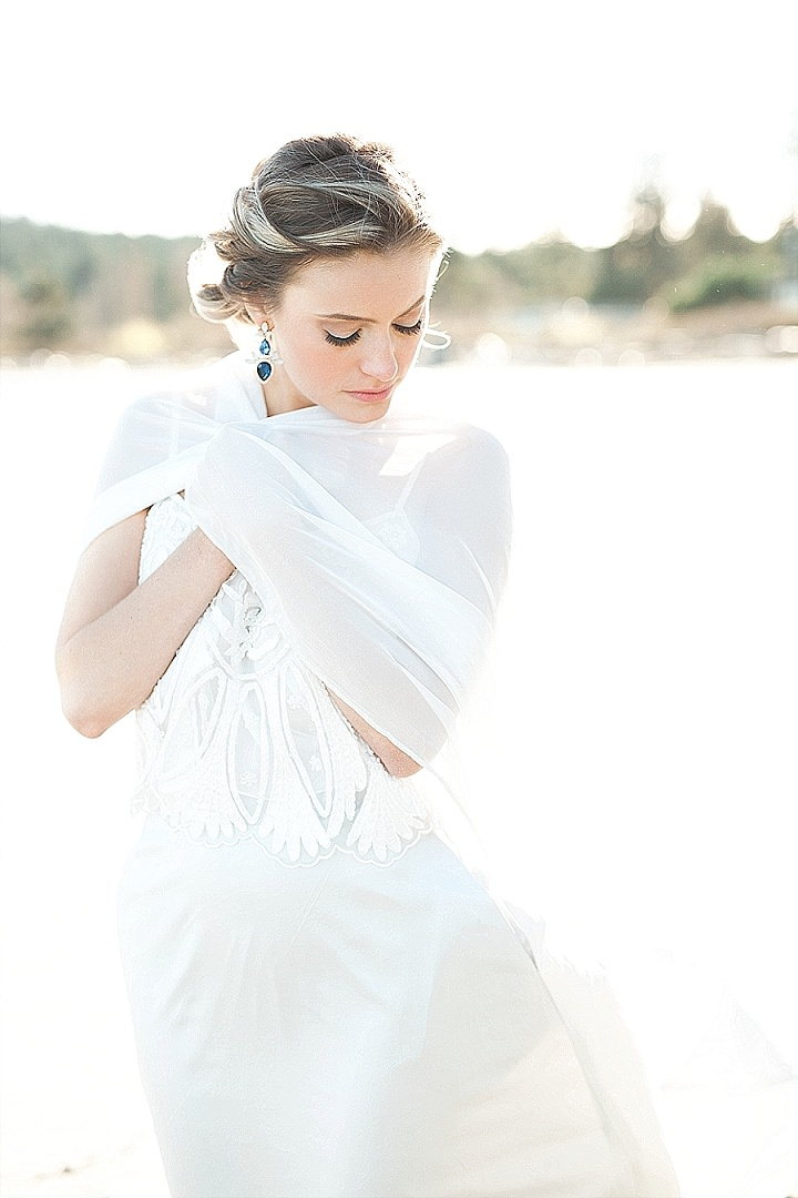 Indigo and Geode Inspiration - A Fine Art West Coast Elopement_0025