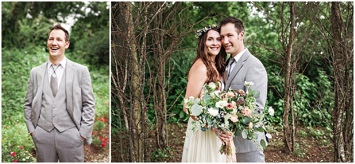 Blackberry and Wildflower Inspiration at Meadow Hill Farm