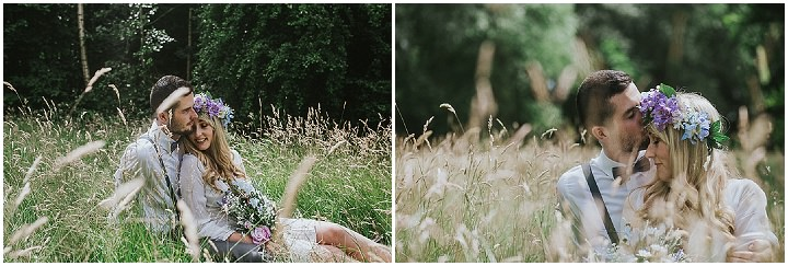 A Boho Wildflower Inspiration Shoot by Struth Photography