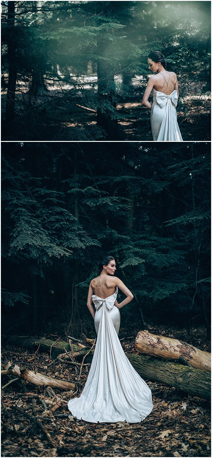 Bridal Style - Enchanted Blooms Collection From Sanyukta Shrestha