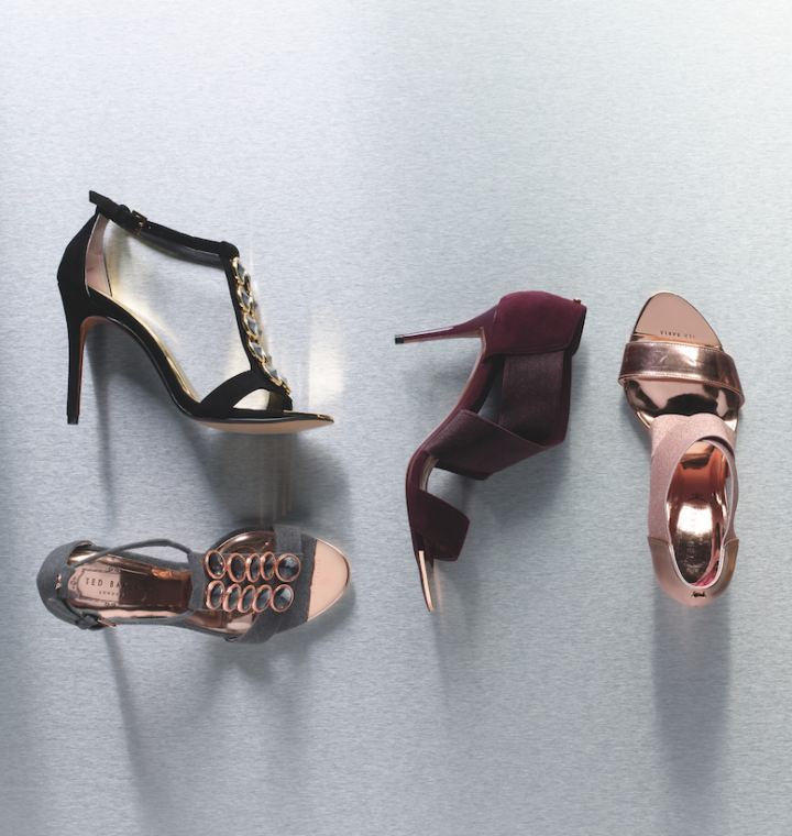 Bridal Style: Ted Baker - A Shoe for Every Occasion