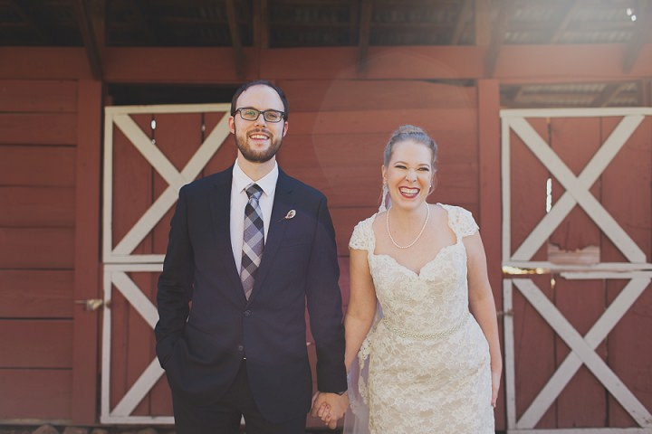 1 Autumn Wedding in the Woods by Leslie West Photo