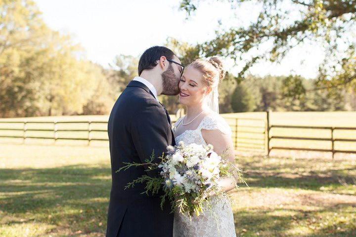 13 Autumn Wedding in the Woods by Leslie West Photo