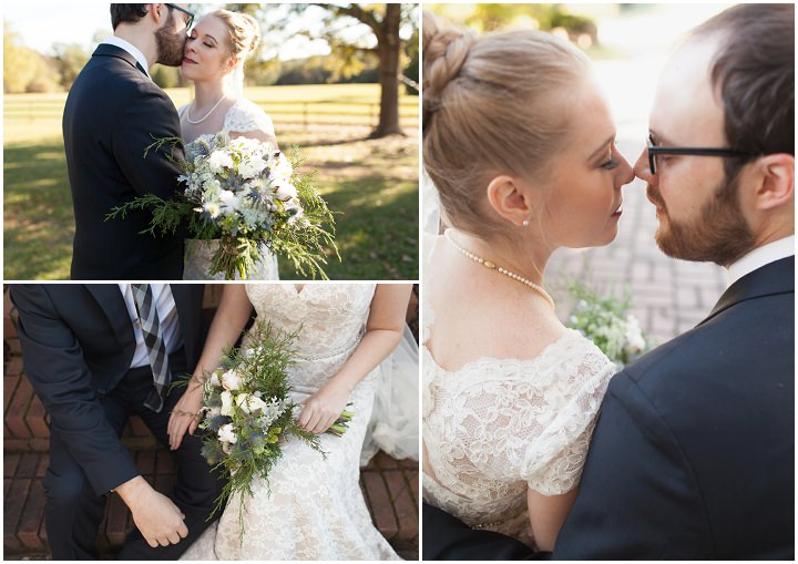 14 Autumn Wedding in the Woods by Leslie West Photo
