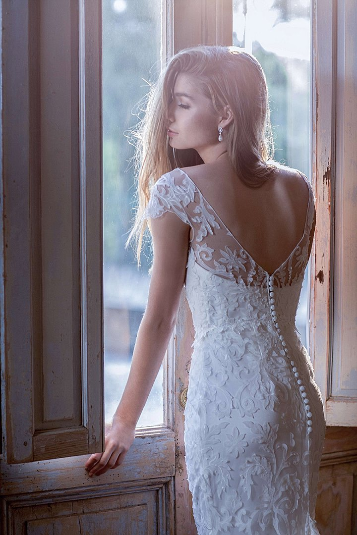 Bridal Style: Anna Campbell Ceremony Collection