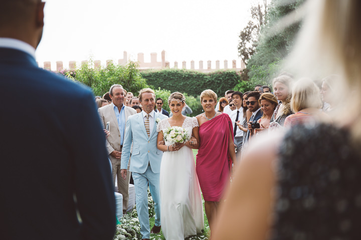 Tatum and Youssef's Elegant Garden Party Wedding in Marrakech by Danielle Victoria Photography