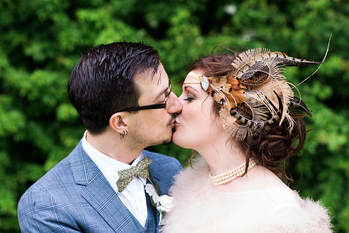 Lucy and Rob's A Midsummer Night's Dream Meets The Great Gatsby Wedding by Joanna Nicole Photography
