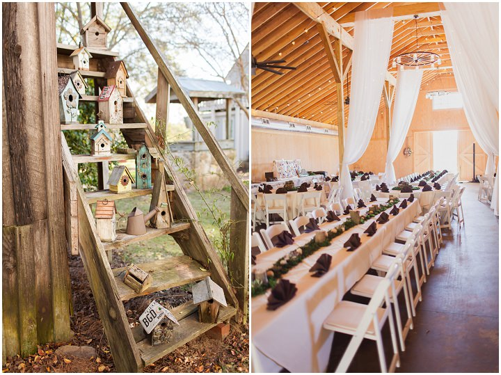 29 Autumn Wedding in the Woods by Leslie West Photo