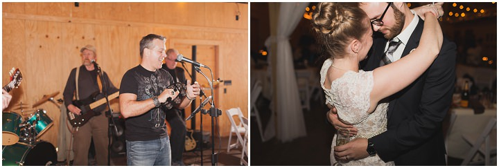 33 Autumn Wedding in the Woods by Leslie West Photo