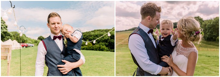 Alice And Andrew S Elegant Rustic Yorkshire Farm Wedding By Nicola J Fine Art Photography