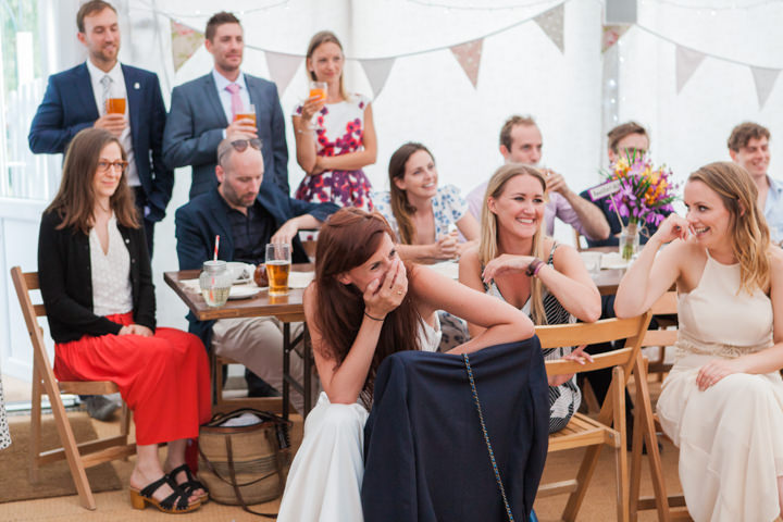 Susan and Mark's Handmade 'Starbucks and Tattoos' Oxford Wedding by Amanda Karen Photography