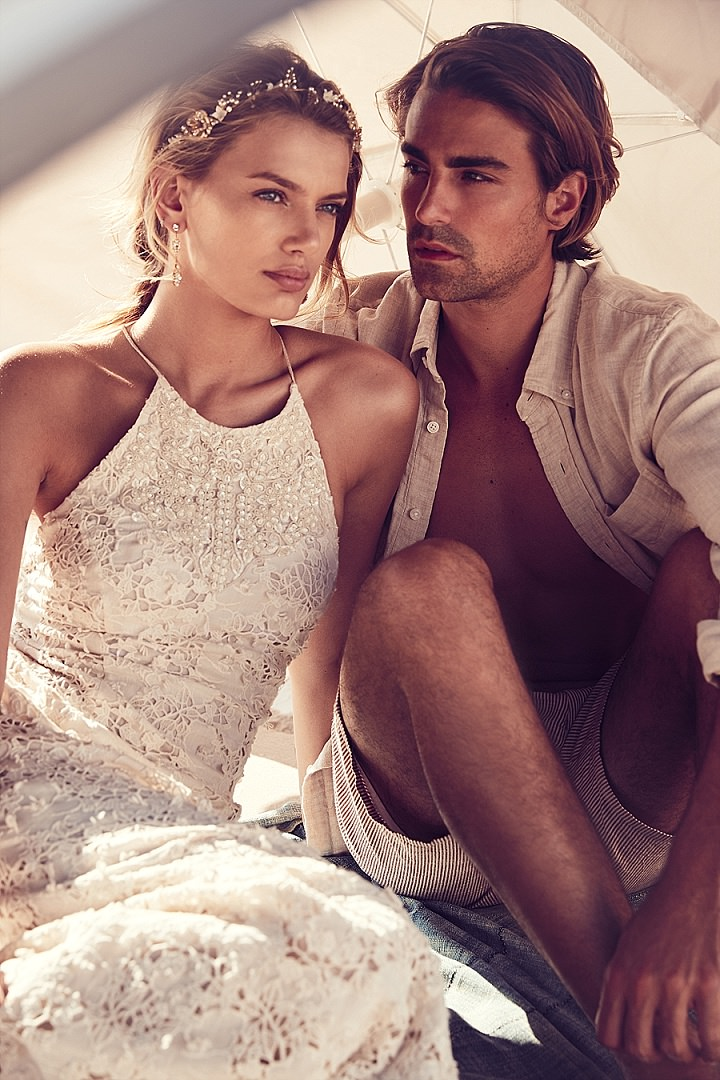 Bridal Style: 'Days Like This' - The New Beach and Honeymoon collection from BHLDN