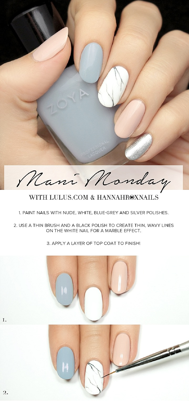 Boho Pins: Top 10 Pins of the Week from Boho - Bridal Manicures