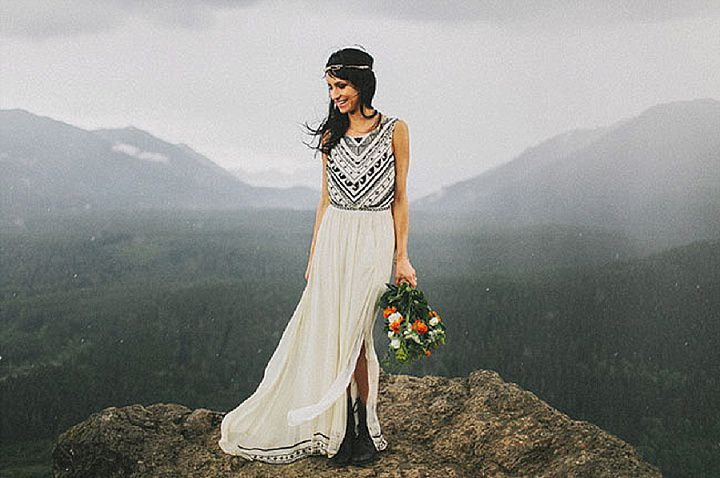 Boho Pins: Top 10 Pins of the Week - Elopements