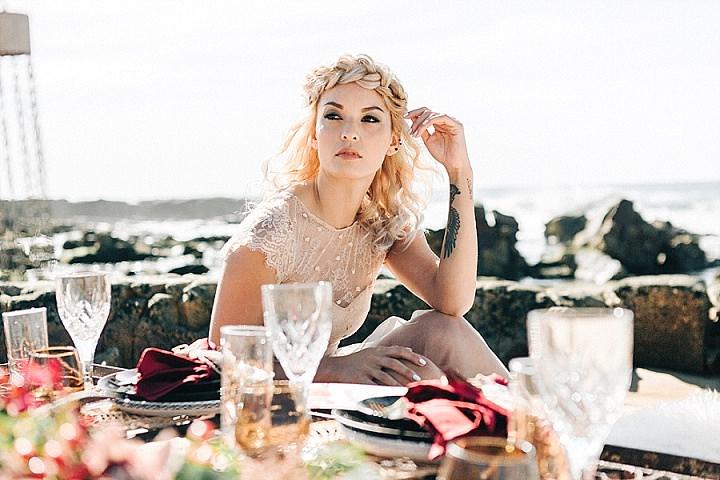 Beach Wanderlust Coastal Vagabond Wedding Inspiration